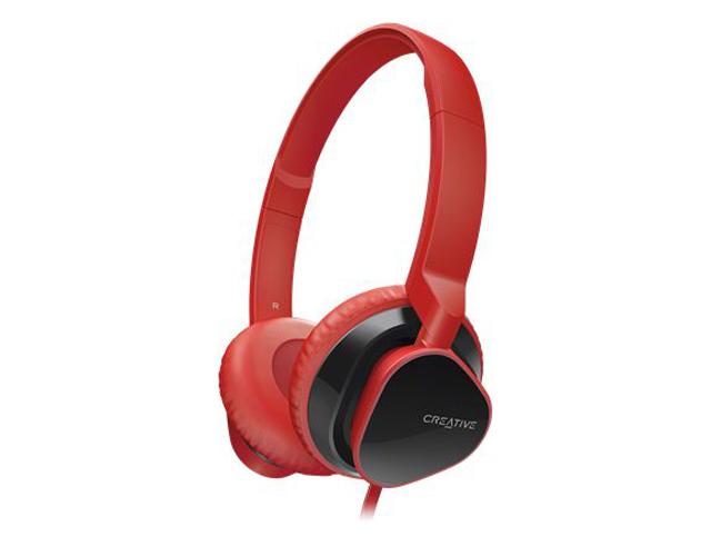 Εικόνα Headset Creative Hitz MA2300 - Red
