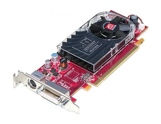Εικόνα VGA REF ATI RADEON HD3450 256MB LP