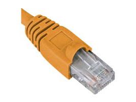 Εικόνα Patch Cord UTP CAT5e 0.5m - Πορτοκαλί