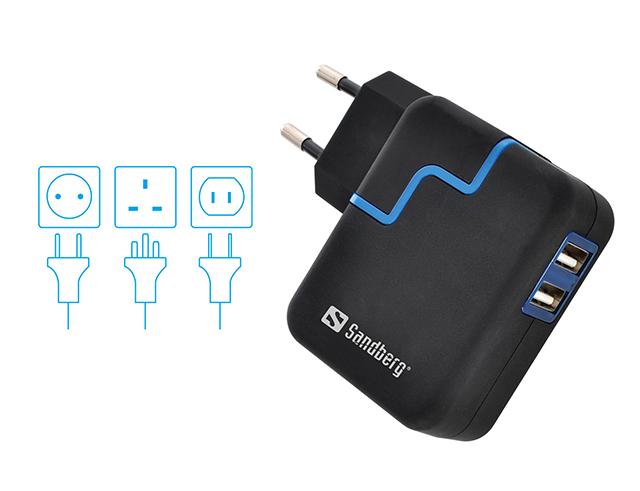 Εικόνα EXCELLENCE AC 2 USB 4.8A