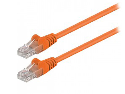 Εικόνα 95215 CAT 5E U/UTP PATCH CABLE 0.5M OR