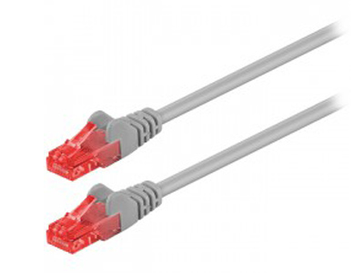 Εικόνα 68434 CAT 6 U/UTP PATCH CABLE 0.5/GREY