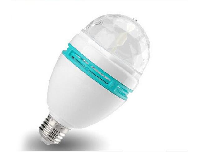 Εικόνα Led RGB Disco Lamp