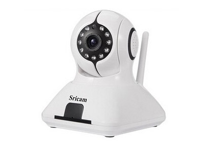 Εικόνα IP Camera Sricam SP006 White