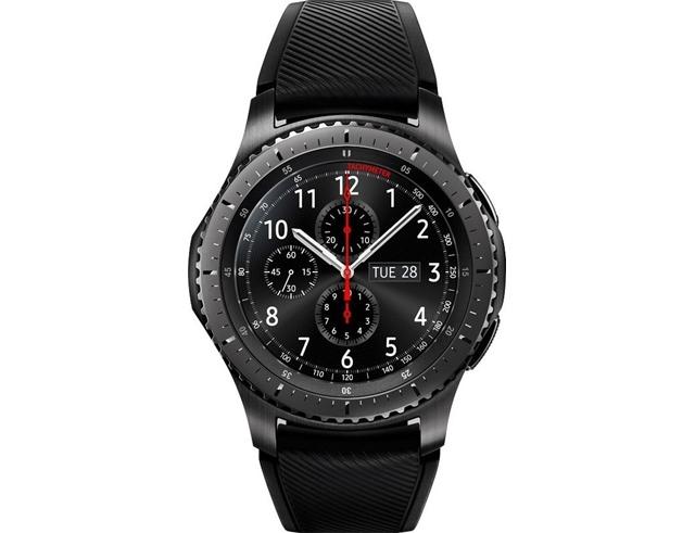 Εικόνα  Samsung Gear S3 Frontier SM-R760 BLACK