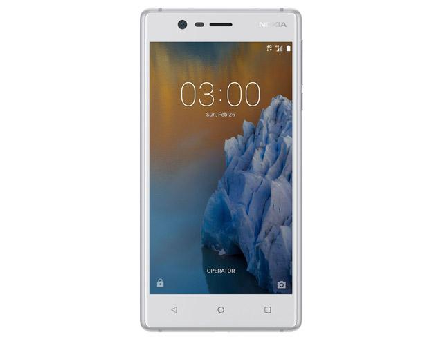 Εικόνα Smartphone NOKIA 3 Dual Sim - White
