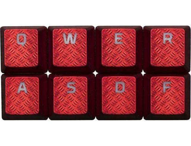 Εικόνα HyperX Gaming Keycaps Red HXS-KBKC1