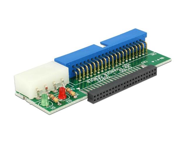 """Εικόνα TRAGANT 61631 Adapter 3,5"""" IDE 40pin to 2,5"""" IDE HDD/SSD 44pin"""