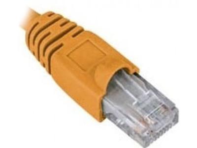 Εικόνα Patch cord UTP cat5e 1m πορτοκαλί