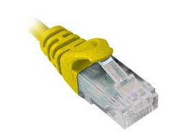 Εικόνα Patch cord UTP cat5e 1m κίτρινο