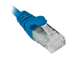 Εικόνα Patch cord UTP cat5e 1m μπλε