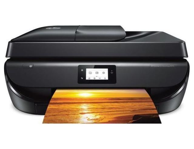 Εικόνα Έγχρωμο Πολυμηχάνημα HP DeskJet Ink Advantage 5275 - Α4 - Εκτύπωση, Σάρωση, Αντιγραφή, FAX - 4800 x 1200 dpi - 7ppm - USB 2.0/WiFi - Apple AirPrint, HP ePrint