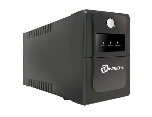 Εικόνα Lamtech Lam041300 UPS με AVR, CPU 12V7AH 2 schuko socket K800VA