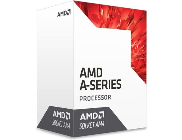Εικόνα Επεξεργαστής AMD A10 9700 (AM4, 3.80GHz, 2MB)
