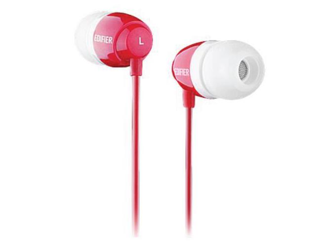 Εικόνα Earphones Edifier H-210R red