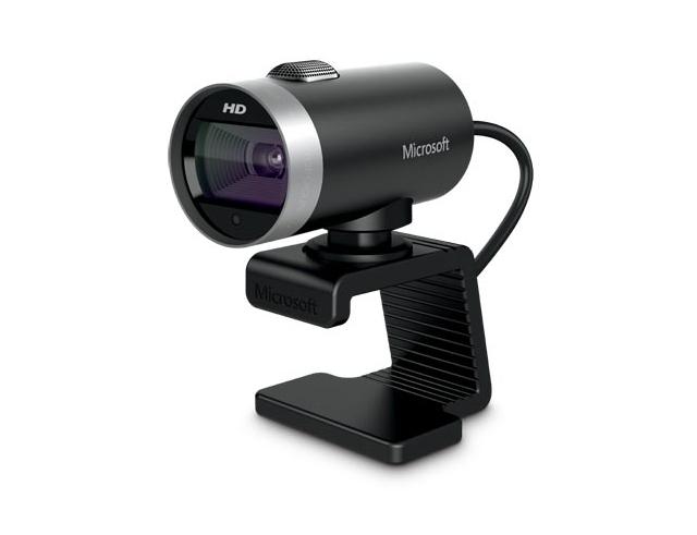 Εικόνα Webcamera Microsoft Lifecam 1393