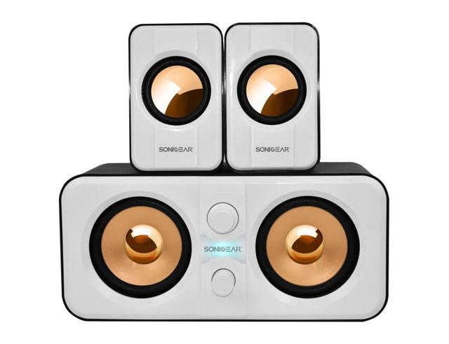 Εικόνα Sonicgear Morro 2200 Ultra Bass Pc Speaker White