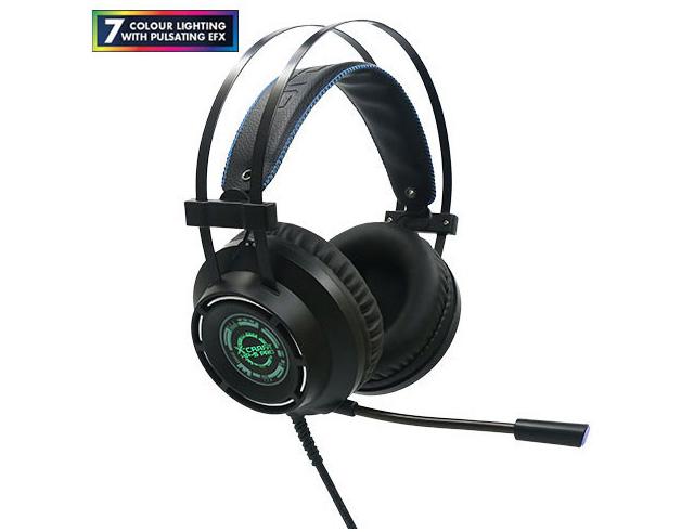 Εικόνα Gaming Headset Alcatroz 7.1 X-Craft HP-5 Pro