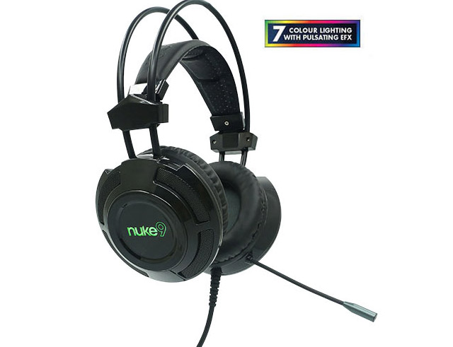 Εικόνα Gaming Headset Armaggeddon Pro 7.1 Nuke 9