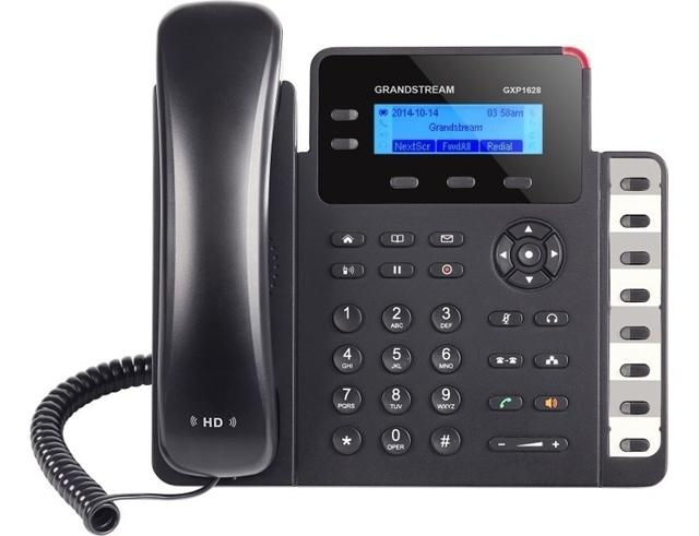 Εικόνα Τηλεφωνική συσκευή IP Grandstream GXP1628
