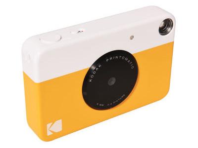 Εικόνα Kodak Printomatic - Instant Digital Camera - Κίτρινο