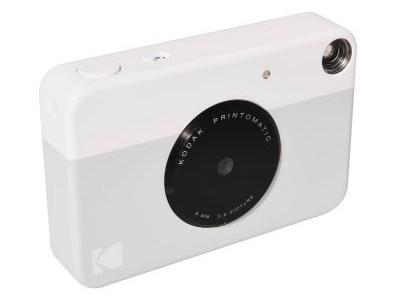 Εικόνα Kodak Printomatic - Instant Digital Camera - Γκρι