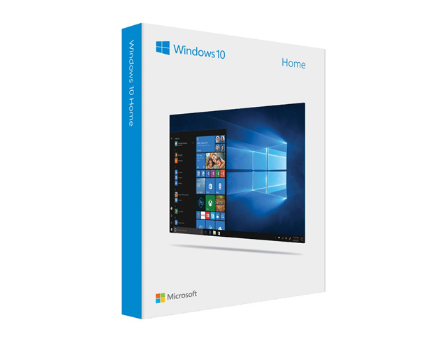 Εικόνα Microsoft Windows 10 Home 32/64-bit Αγγλικά - Retail - USB Media
