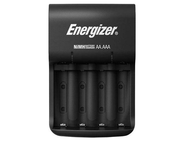 Εικόνα Φορτιστής μπαταριών AA/AAA Energizer Βase με 4 επαναφορτιζόμενες μπαταρίες ΑΑ (δυνατότητα φόρτισης μπαταριών έως 2300mAh)