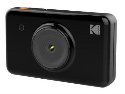 Εικόνα Kodak MiniShot - Instant Digital Camera - Μαύρο