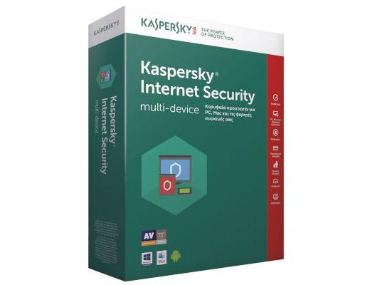 Εικόνα Kaspersky internet security 3 user 1year+3 months (Renewal)