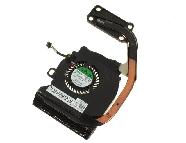 Εικόνα Ανεμιστηράκι/cpu fan για Dell Latitude E6330/E6430 refurbished
