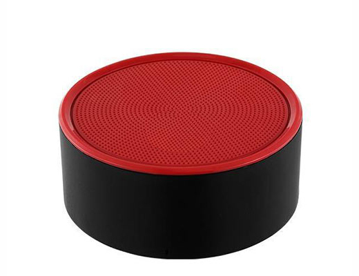 Εικόνα Mini speaker Sonic Gear HALO2RB red/black (edition 2018)