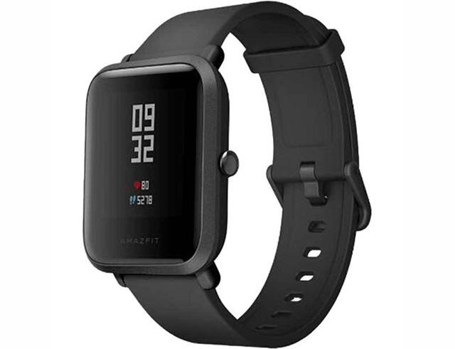 Εικόνα Activity Tracker Xiaomi Amazfit Bip με αυτονομία μπαταρίας έως 45 ημέρες - Onyx Black