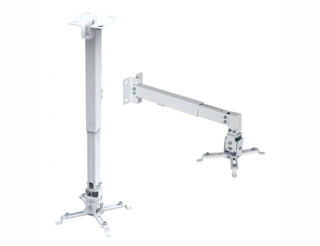Εικόνα Βάση οροφής και τοίχου για projector PRB-2 Dual white