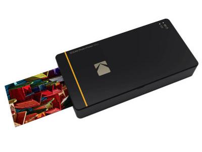 Εικόνα Εκτυπωτής Φωτογραφιών Kodak Mobile Photo Printer Mini 2 - Μαύρο