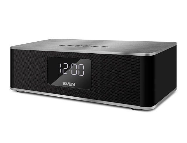 Εικόνα Ηχείο Sven PS-190 Bluetooth + clock/alarm/radio