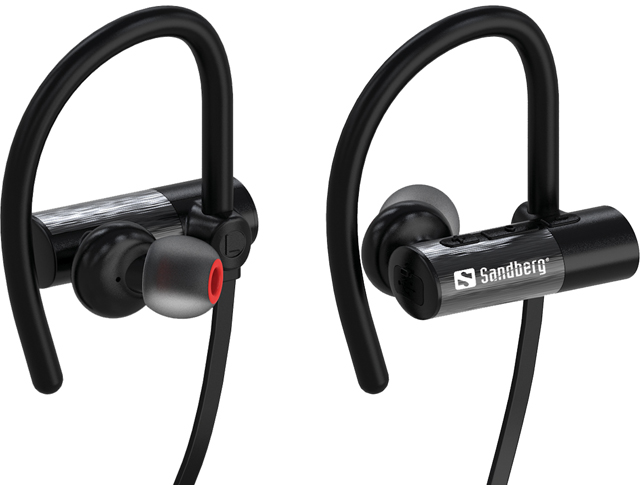 Εικόνα Ακουστικά Sports Waterproof Bluetooth Sandberg 126-05
