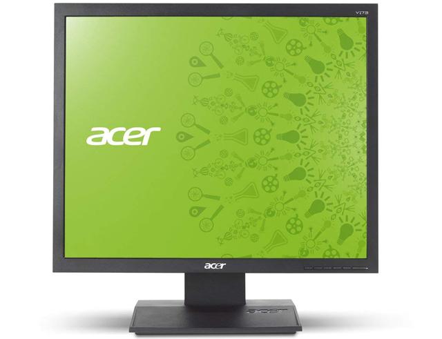"""Εικόνα Monitor 17"""" Acer V173 - Ανάλυση 1280 x 1024 - VGA"""