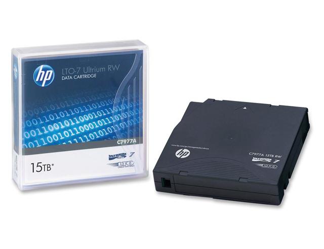 Εικόνα Ultrium Data Cartridge HP LTO-7 15TB C7977A - HPC7977A