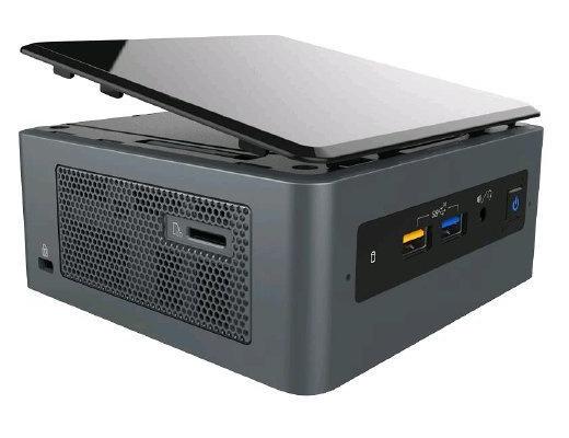 Εικόνα Nuc Intel BOXNUC8i3BEH - Intel Core i3 8109U