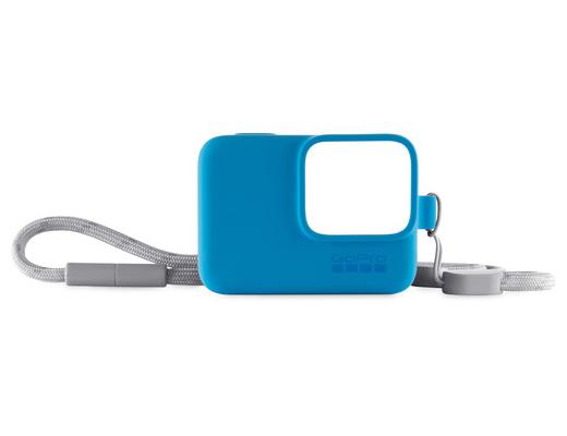 Εικόνα Θήκη Μεταφοράς GoPro Sleeve & Lanyard για GoPro (blue)