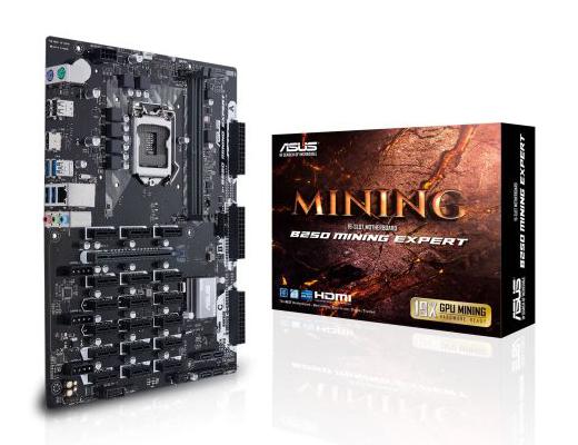 Εικόνα Motherboard Asus B250 Mining Expert