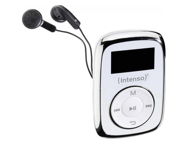 Εικόνα MP3 Player Intenso Music Mover 8GB (White)