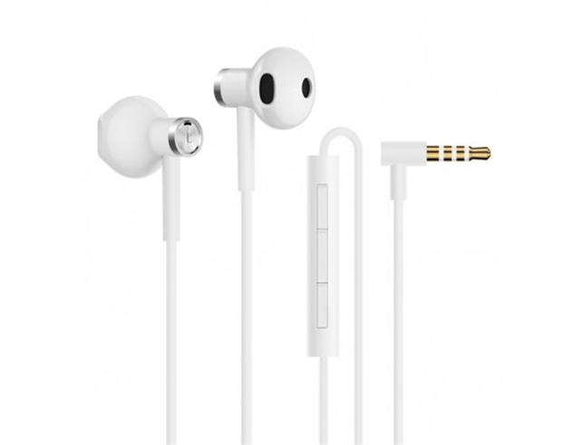 Εικόνα Ακουστικά Xiaomi Mi Dual Driver 3.5mm - White