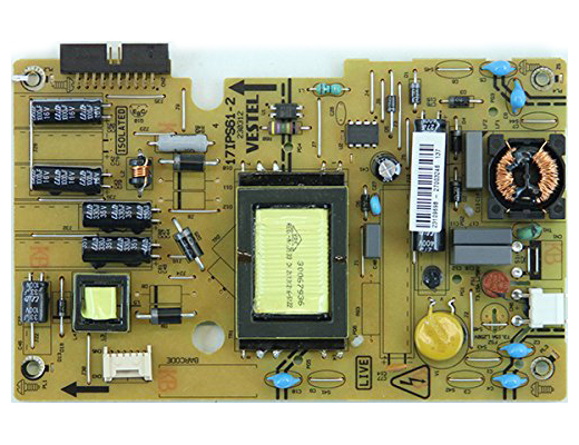 Εικόνα Power board Vestel for lcd tv