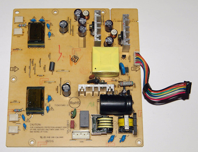 Εικόνα Power board for Philips monitors