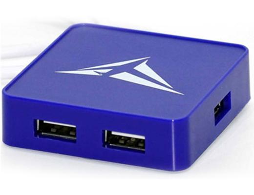 Εικόνα Hub Alcatroz U-HUB S200 4xUSB ports blue