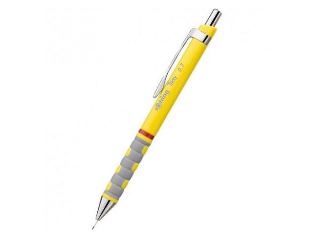 Εικόνα Μηχανικό μολύβι Rotring Tikky STD 0.7mm yellow