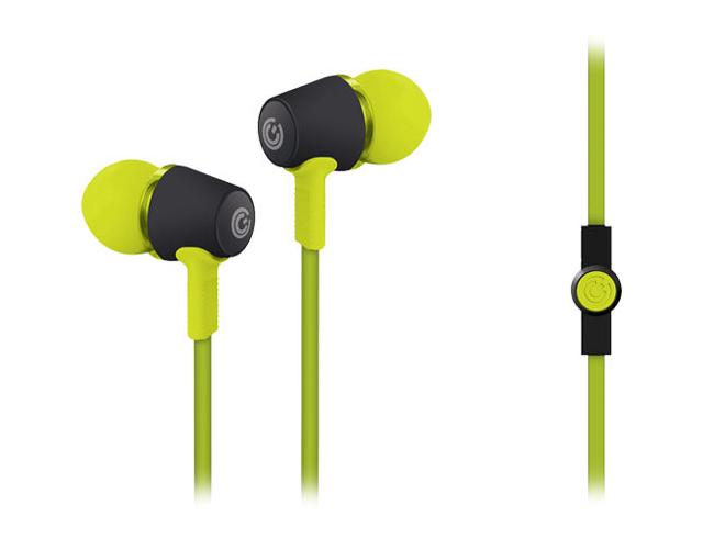 Εικόνα Ακουστικά Sonic Gear audio quality Airplug 100 Neo A.green με μικρόφωνο