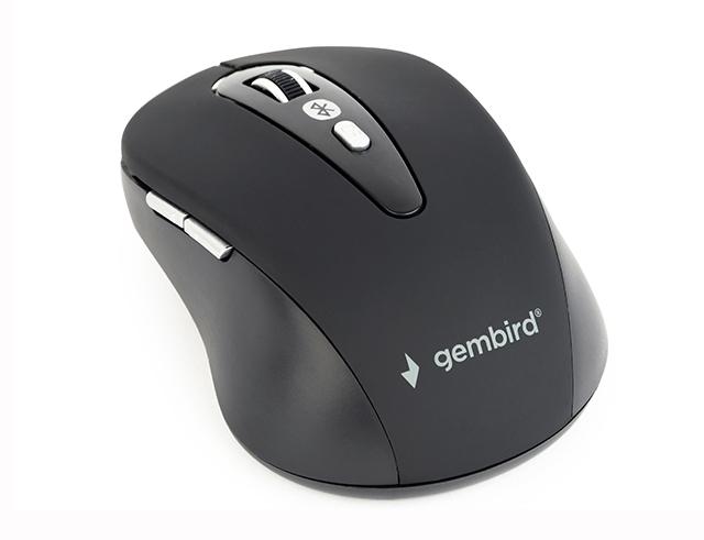 Εικόνα Ποντίκι Gembird MUSWB-6B-01 Bluetooth black